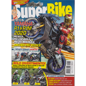 Superbike Italia - n. 10 - mensile - ottobre 2019