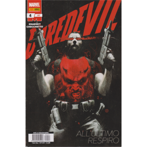 Devil E Cavalieri Marvel - Daredevil N. 4 / 97 - mensile- 3 ottobre 2019 - All'ultimo respiro