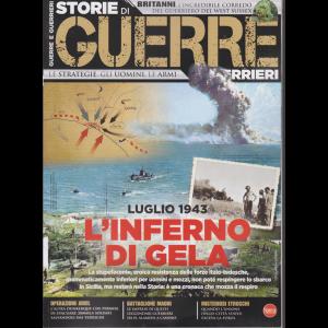 Storie di guerre e guerrieri - n. 27 - bimestrale - ottobre - novembre 2019 -