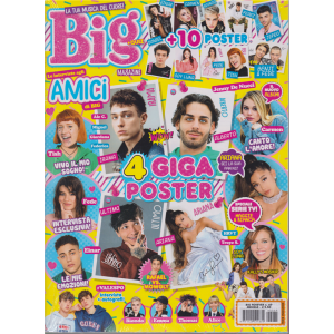 Big Forever - n. 69 - mensile - 2 riviste