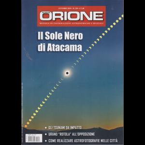 Nuovo Orione - n. 329 - ottobre 2019 - mensile