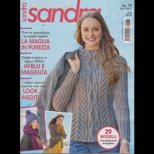 Sandra - n. 78 - mensile - 26/9/2019