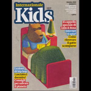 Internazionale Kids - mensile - n. 1 - ottobre 2019 -