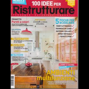 100 Idee per ristrutturare - n. 61 - ottobre 2019 - mensile
