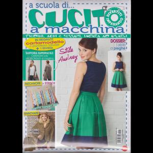 A Scuola di...cucito a macchina - n. 12 - bimestrale - ottobre - novembre 2019 - 2 riviste