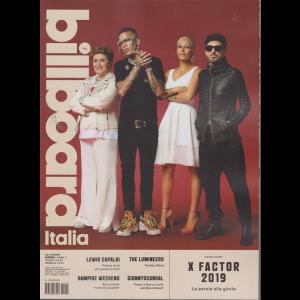 Billboard - Italia - n. 19 - mensile - settembre 2019