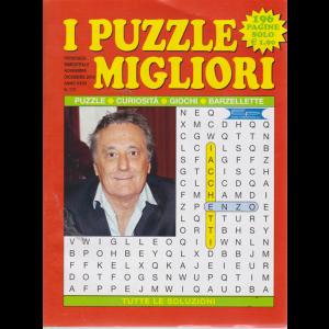 I puzzle migliori - bimestrale - novembre - dicembre 2019 - n. 172 - 196 pagine -E nzo Iacchetti
