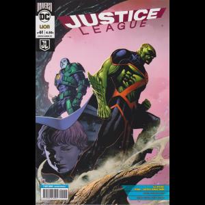 Justice league - n. 119 - 7 settembre 2019 - quindicinale -