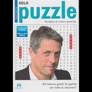 Raccolta solo puzzle - n. 59 - bimestrale - 30/9/2019 - Hugh Grant