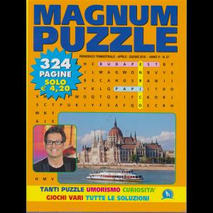 Magnum Puzzle - n. 57 - trimestrale - aprile - giugno 2019 - 324 pagine