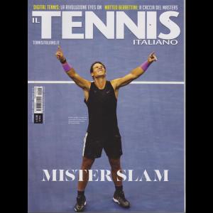 Il tennis italiano - n. 10 - ottobre 2019 - mensile