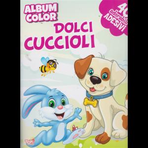 Album color Dolci cuccioli - n. 45 - bimestrale - 26 settembre 2019
