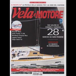 Vela e motore - n. 10 - ottobre 2019 - mensile