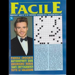 Facile - n. 86 - bimestrale - novembre - dicembre 2019 - 100 pagine