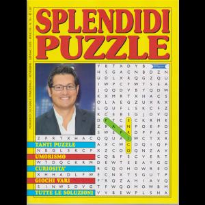 Splendidi Puzzle - n. 79 - trimestrale - novembre - gennaio 2020