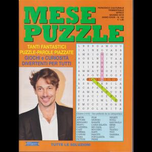 Mese Puzzle - n. 102 - trimestrale - aprile - giugno 2019 -
