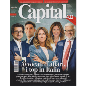Capital - n. 470 - ottobre 2019 -