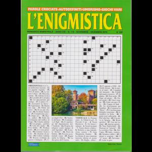L'enigmistica - n. 118 - bimestrale - novembre - dicembre 2019 -