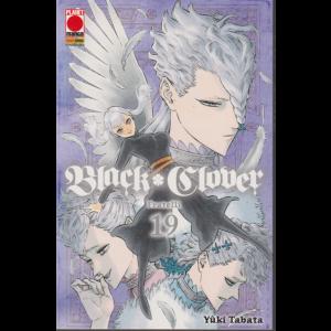 Purple - Black Clover 19 - bimestrale - 10 ottobre 2019 .