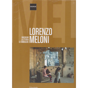 Magnum - la storia - le immagini - Lorenzo Meloni - n. 43 - 5/10/2019 - quattordicinale