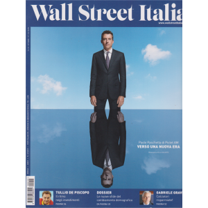 Wall Street Italia - n. 10 - mensile - ottobre 2019