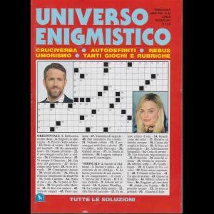 Universo Enigmistico - n. 83 - trimestrale - aprile - giugno 2019 -
