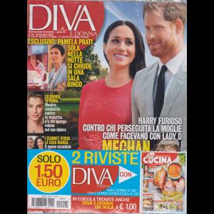 Diva E Donna+ Diva e Donna cucina - n. 41 - 15 ottobre 2019 - settimanale femminile - 2 riviste