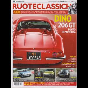 Ruote Classiche - n. 360 - mensile - dicembre 2018