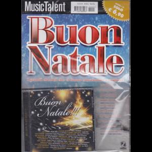 Music Talent - rivista + cd - Buon Natale -