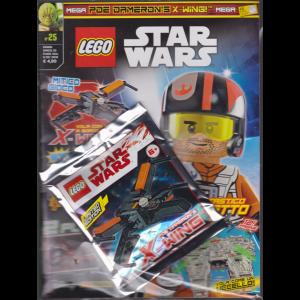 Panini Space - Lego Star Wars Magazine - n. 25 - bimestrale - 6 dicembre 2018