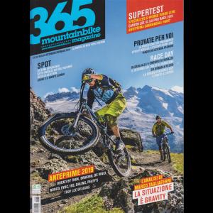 365 Mountain Bike magazine - n. 84 - dicembre - gennaio 2018 -