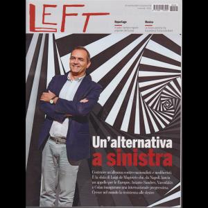 Left Avvenimenti - n. 48 - 30 novembre 2018 - 6 dicembre 2018
