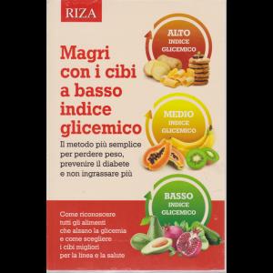Alimentazione naturale - n. 39 - Magri con i cibi a basso indice glicemico - dicembre 2018 -