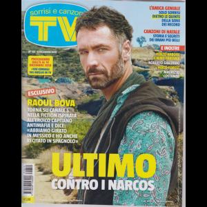 Sorrisi e Canzoni TV - N. 49  4 dicembre 2018 - settimanale