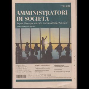 Amministratori di società  - novembre 2018 - A cura di Cristina Odorizzi