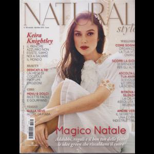 Natural style - n. 186 - mensile - dicembre 2018 -