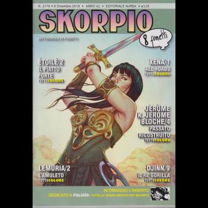 Skorpio - n. 2179 - 6 dicembre 2018 - settimanale di fumetti