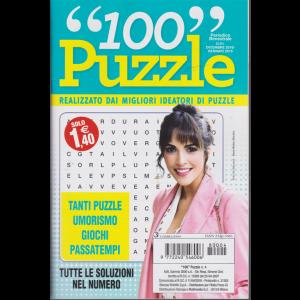 100 Puzzle - n. 4 - bimestrale - dicembre 2018/ gennaio 2019