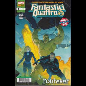 Fantastici Quattro -n. 385 - mensile - 6 dicembre 2018 - Fourever