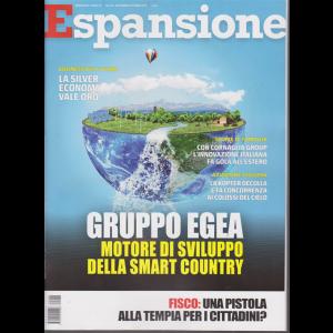 Espansione* - n. 6 - settembre - ottobre 2018 - bimestrale -