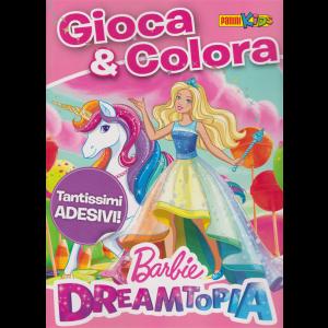 Panini & Sorprese Inziative - Gioca & Colora - Barbie Dreamtopia - bimestrale - 6 dicembre 2018