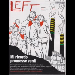 Left Avvenimenti - n. 49 - 7 dicembre 2018 - 13 dicembre 2018 - settimanale