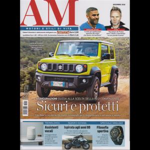 Am - Automese - mensile - dicembre 2018 -
