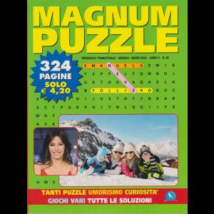 Magnum puzzle - n. 56 - trimestrale - gennaio - marzo 2019 - 324 pagine