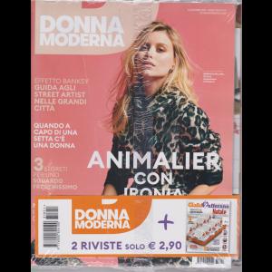 Donna Moderna + Giallo Zafferano - n. 51 - 5 dicembre 2018 - settimanale - 2 riviste