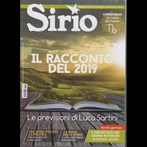 Sirio - n. 429 - mensile - 7/12/2018 -