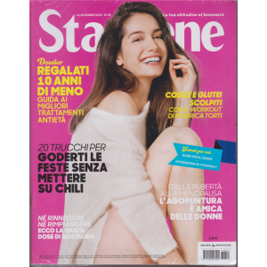 Starbene - n. 52 - 11 dicembre 2018 - settimanale