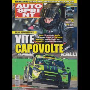 Autosprint - n. 50 - settimanale - 11/17 dicembre 2018 -