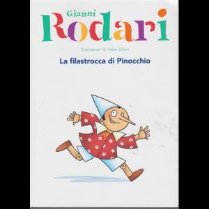 Le Grandi Collezioni n. 13 - Gianni Rodari - La filastrocca di Pinocchio - settimanale -