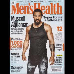 Men's Health - n. 202 - mensile - dicembre 2018 - gennaio 2019 -